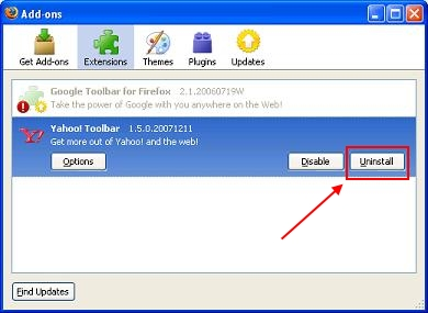 how to download history on a toolbar