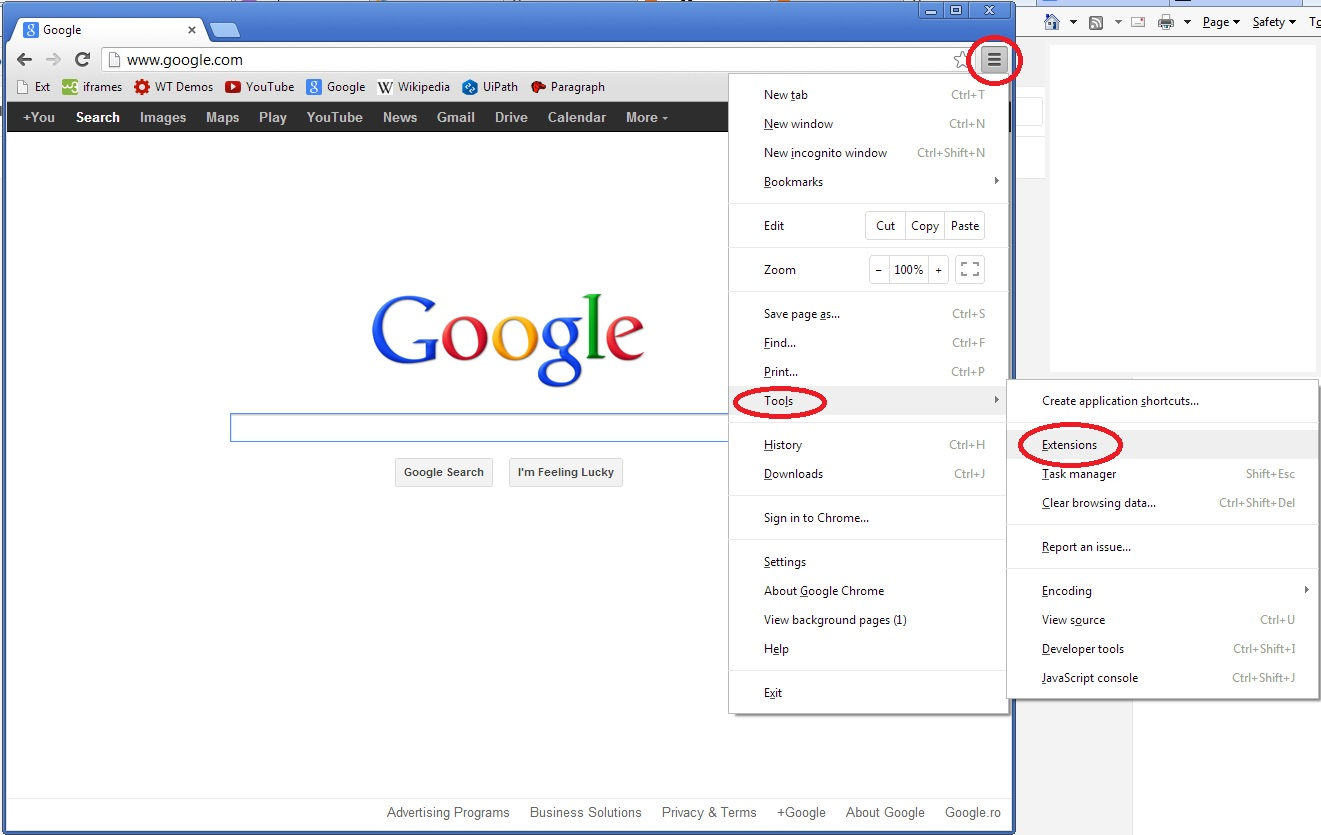 S Chrome Browser