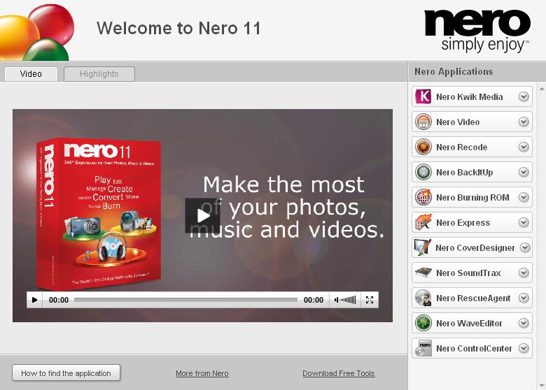 Nero скачать торрент 11 - фото 9