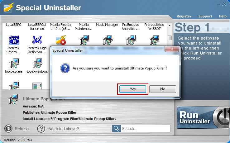 How to Uninstall Ultimate Popup Killer - Easy Removal Guide