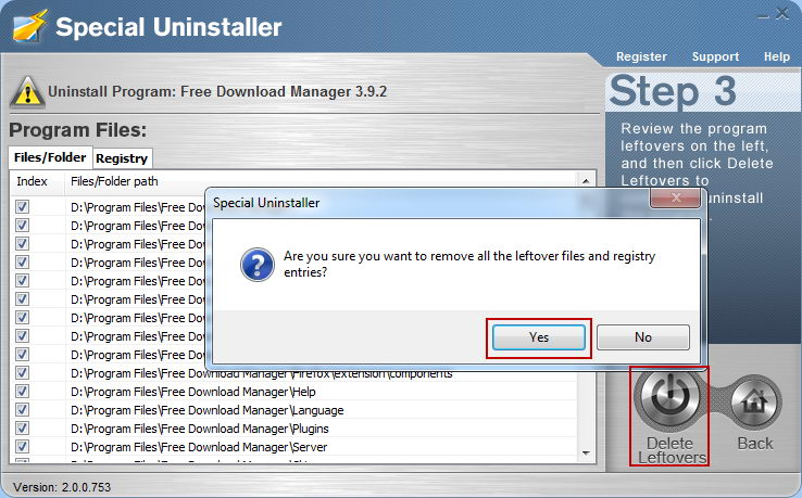 Uninstall_Free_Download_Manager_with_Special_Uninstaller3