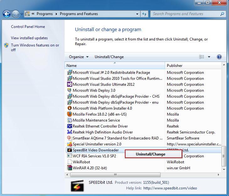 Uninstall_SPEEDbit_Video_Downloader_programs.