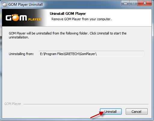 uninstall_GOM_Media_Playering