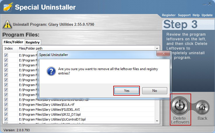uninstall_Glary_Utilities_with_Special_Uninstaller3