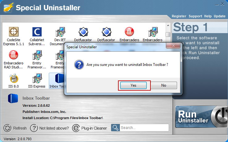 uninstall_Inbox_Toolbar_with_Special_Uninstaller2