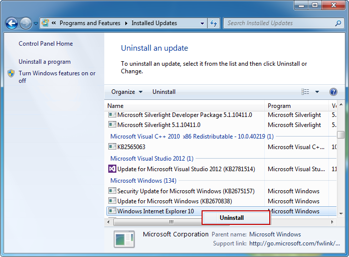 uninstall_IE10_updates2