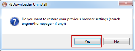 uninstalling_FBDownloader_program
