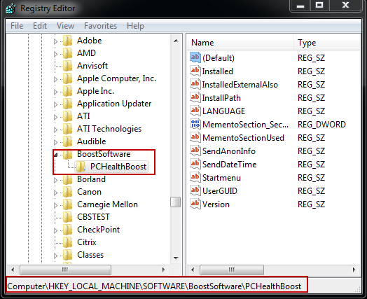 how to know if program uninstall is stuck
