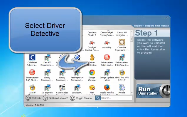 select_Driver_Detective