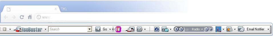 Isobuster-toolbar