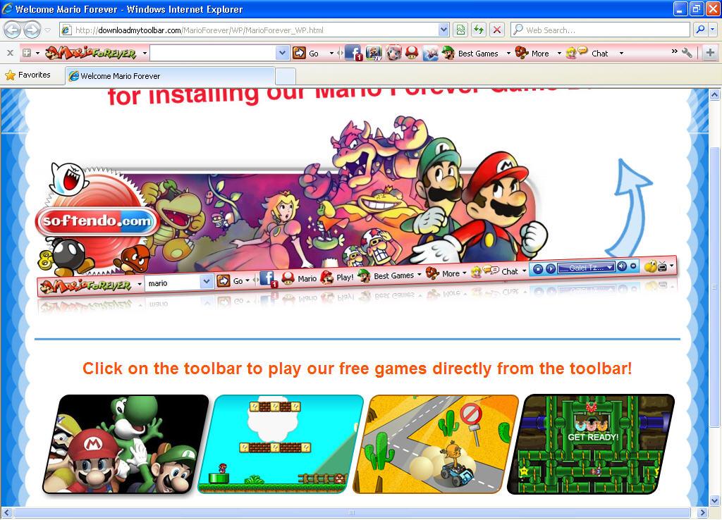 Mario_Forever_Toolbar