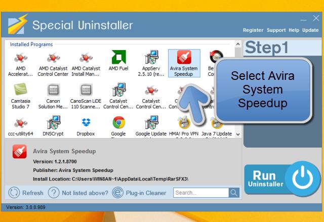 Select_Avira_System_Speedup