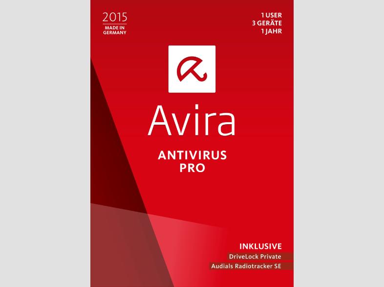 uninstall Avira Antivirus Pro 2015