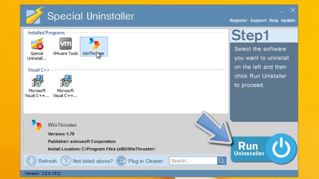 uninstall_Win_Thruster