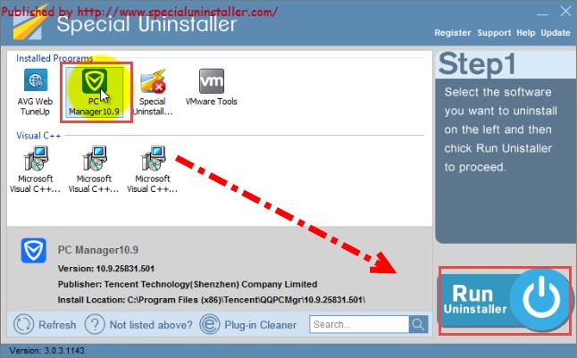 uninstall_PC_manager(su)