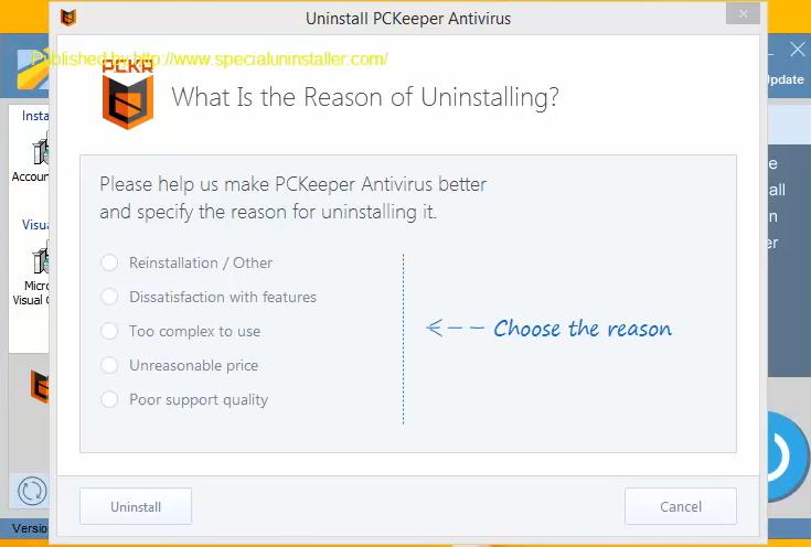 start_uninstall_PCKeeper