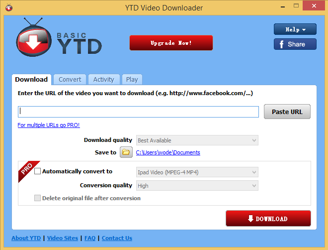 remove_YTD_Video_Downloader