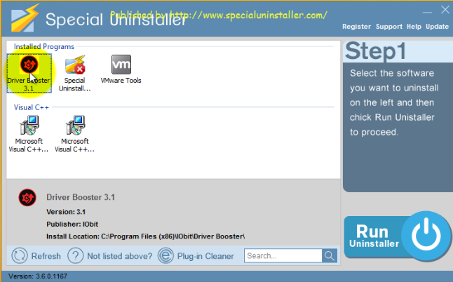 uninstall_Driver_Booster(su)
