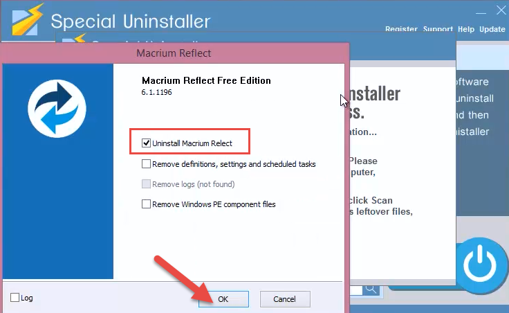 remove_uninstall_macrium_reflect_free