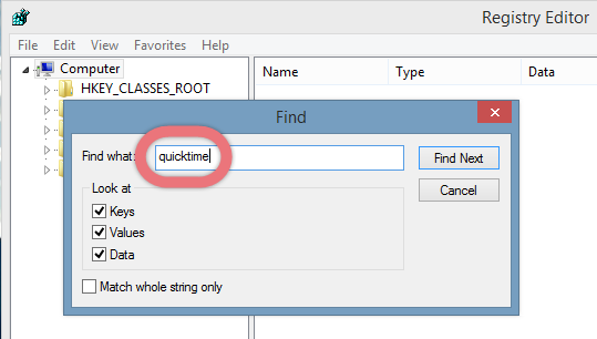 search_for_quicktime_in_reg