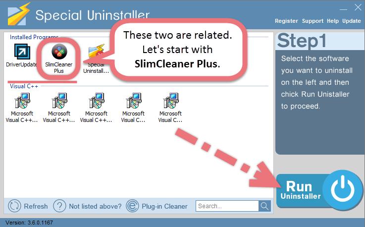 remove-slimcleaner-plus-with-su