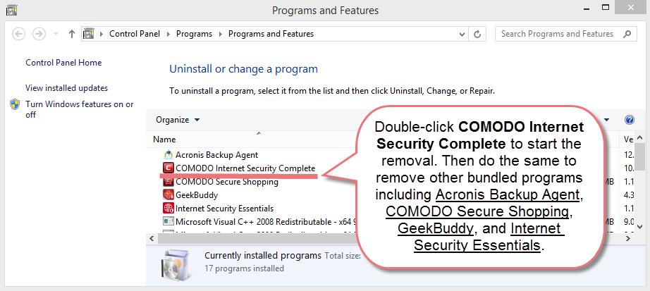 remove-comodo-internet-security-complete-2017