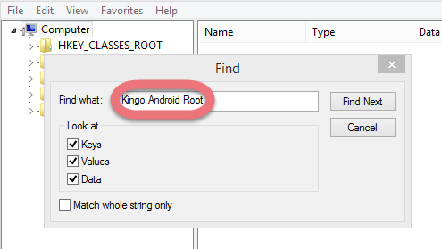remove-kingo-android-root-leftovers