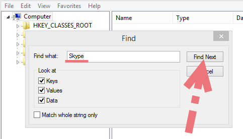 search-for-skype-leftovers