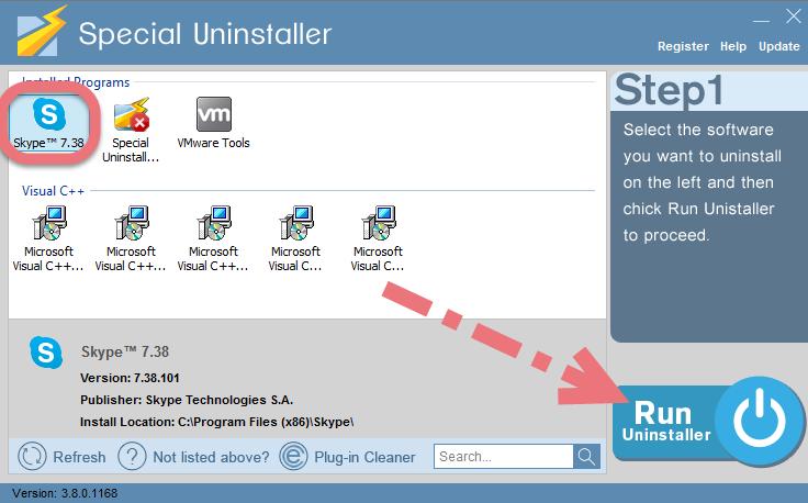 uninstall-skype-with-su