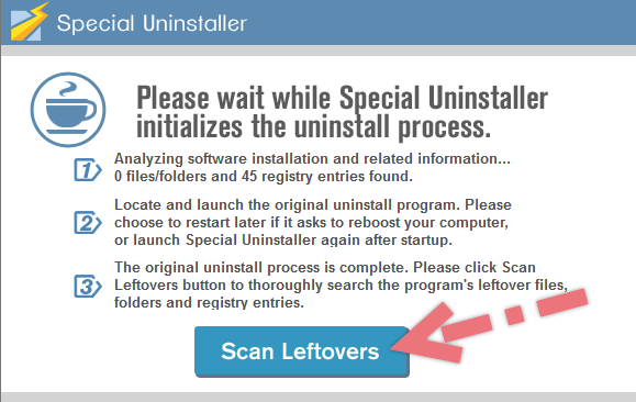 Remove Shadow and Flame using Special Uninstaller.