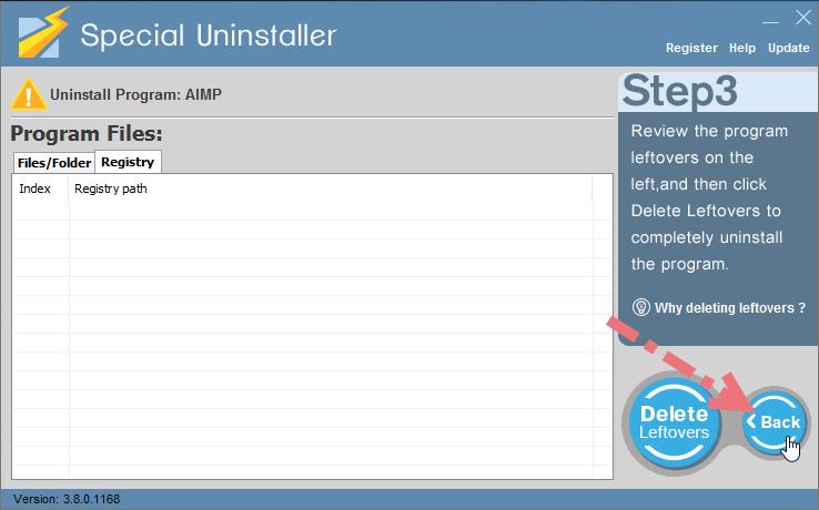uninstall-AIMP-using-su-4