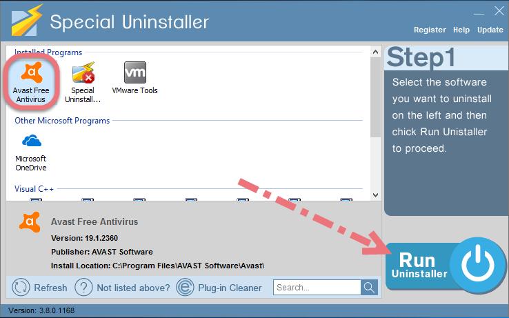 remove-avast-free-antivirus-2019-using-su
