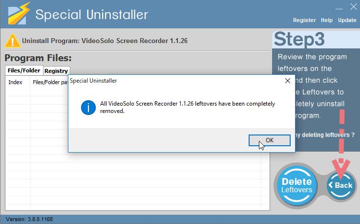 remove-videosolo-screen-recorder-using-su-4