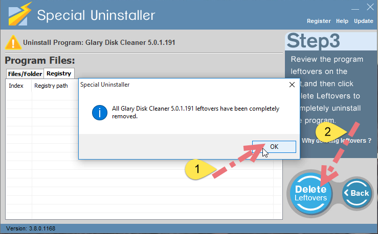 remove-glary-disk-cleaner-using-su-4