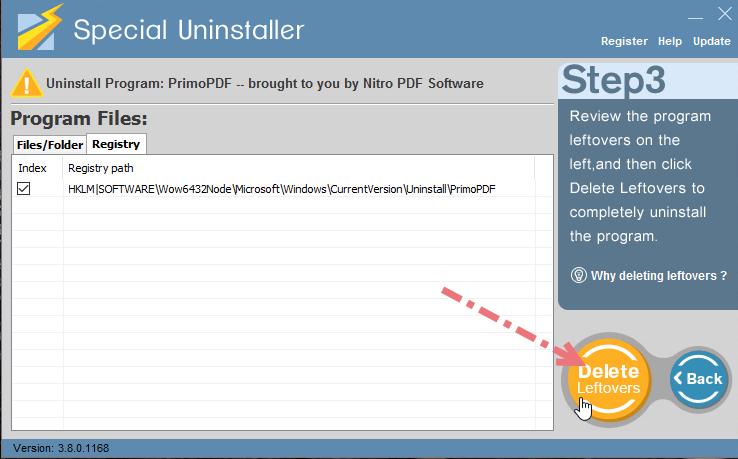 remove-primopdf-using-su-3
