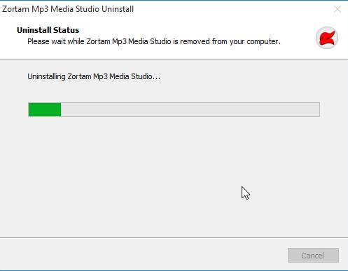 remove-zortam-mp3-media-studio-in-win-2